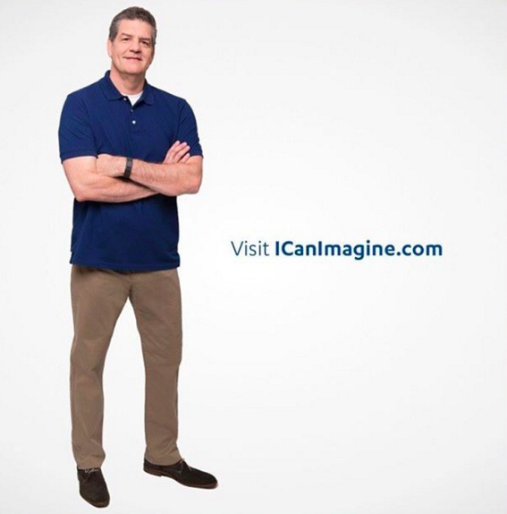 Former NFL star Mike Golic reveals a secret from his family's football past and a game plan for living a healthy lifestyle with Type 2 Diabetes