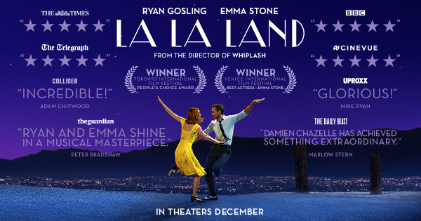 La La Land set to be the season opener for the 2017 Hollywood Bowl summer concert series
