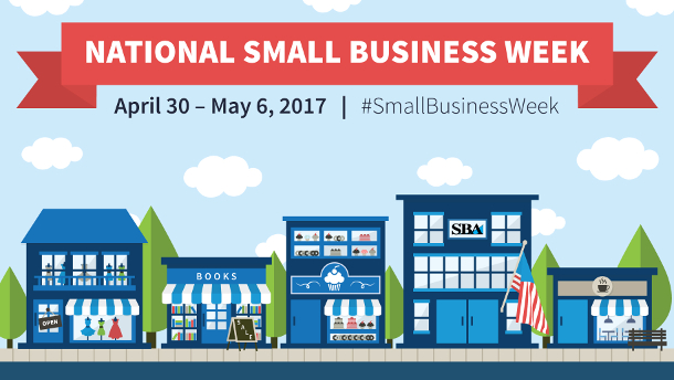 Learn how to grow your business with technology in honor of National Small Business Week
