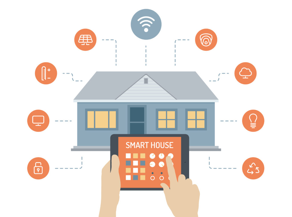 """Make your home easier to manage and more connected with these """"smart"""" products"""
