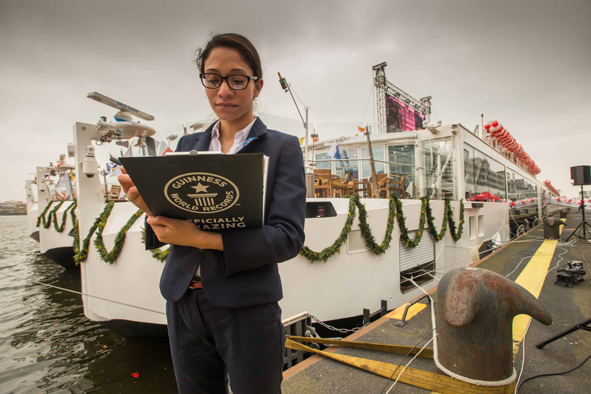 Viking Cruises breaks their own Guinness World Record by inaugurating 16 ships in 24 hours
