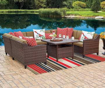 Spruce up your outdoor space just in time for summer with tips from a lifestyle expert