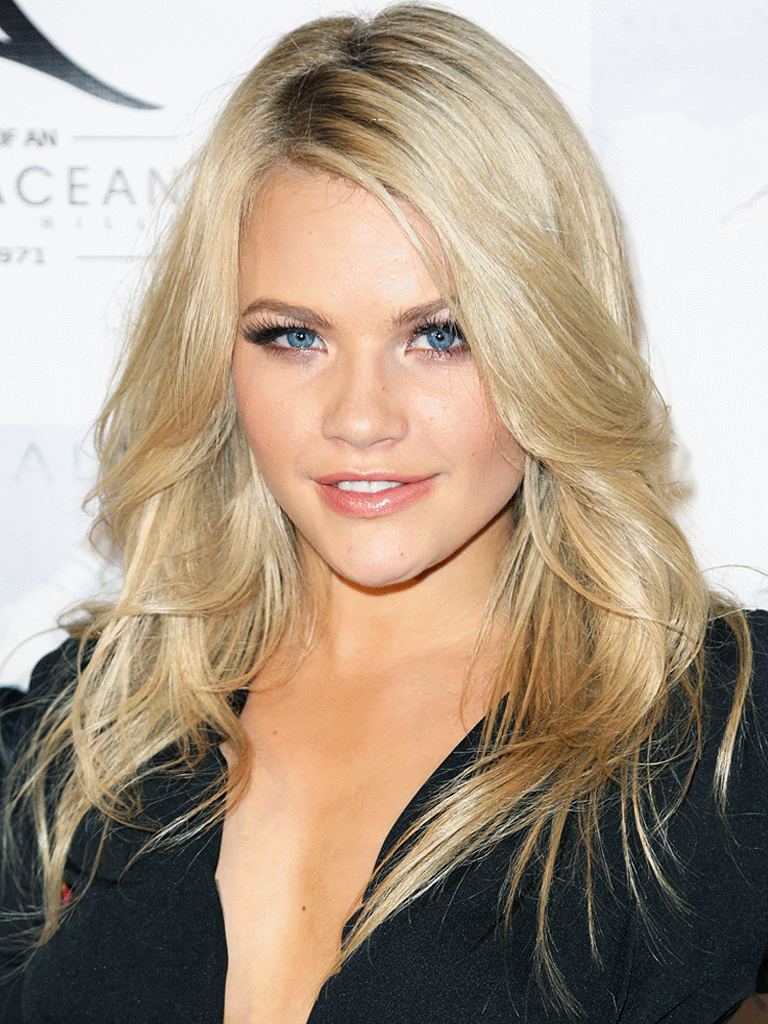 DWTS celebrity Witney Carson is set to grace the cover of the Los Angeles Travel Magazine