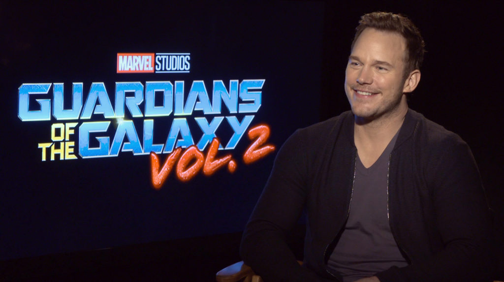 What do Bradley Cooper, Chris Pratt and Zoe Saldana have to say about Guardians of the Galaxy Vol. 2? California Life brings you the inside scoop!