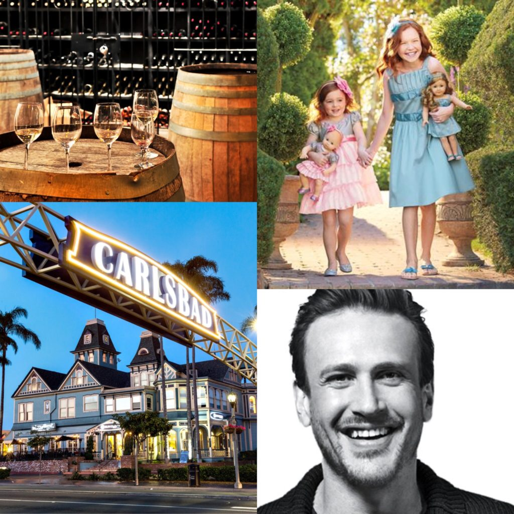 Discover this city of Carlsbad, celebrities making their Disney dreams come true, American Girl Dolls giving back and the Mondavi family making wine history – All this and more on this week's episode