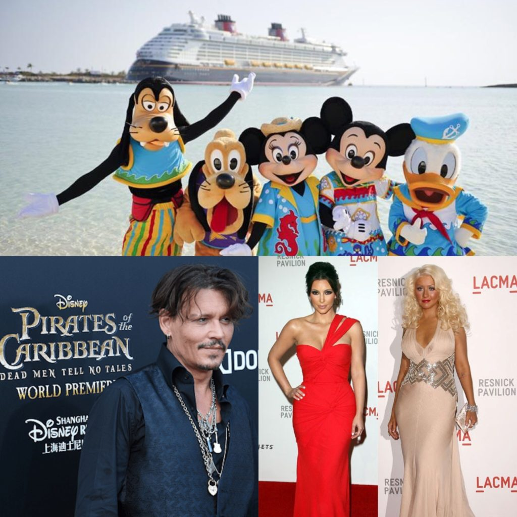 Take a look inside Disney Cruise Line's most magical ship and see what celebrities like Kim Kardashian and Christina Aguilera have to say about LACMA – All this and more on this week's episode!
