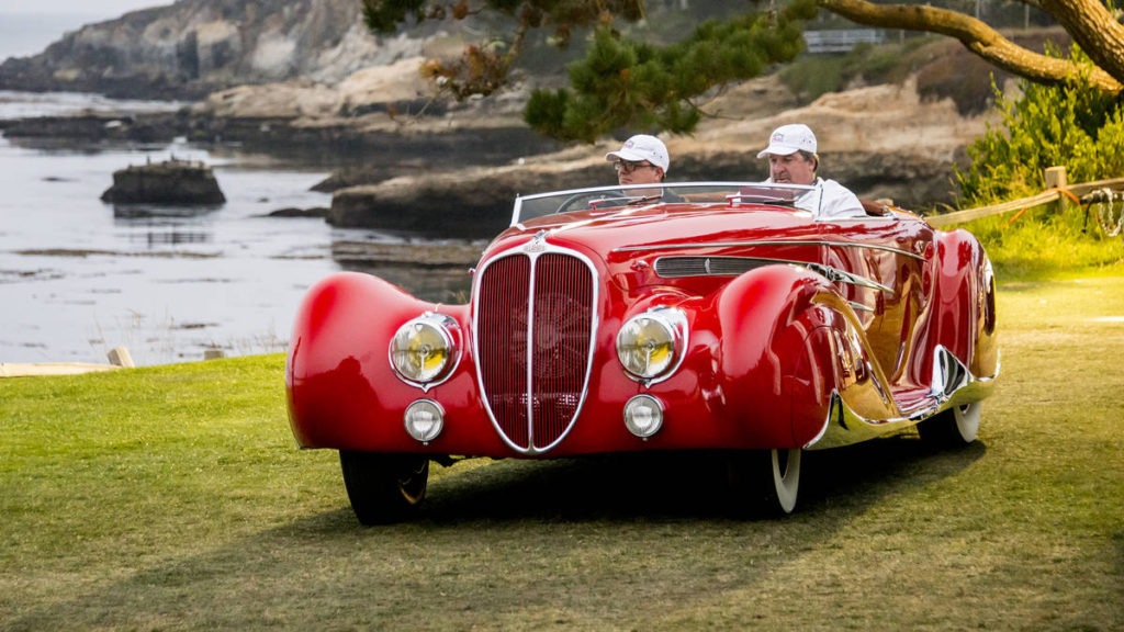 Cruise into 2017's Pebble Beach Concours d'Elegance – The World's Most Exciting Classic Car Show