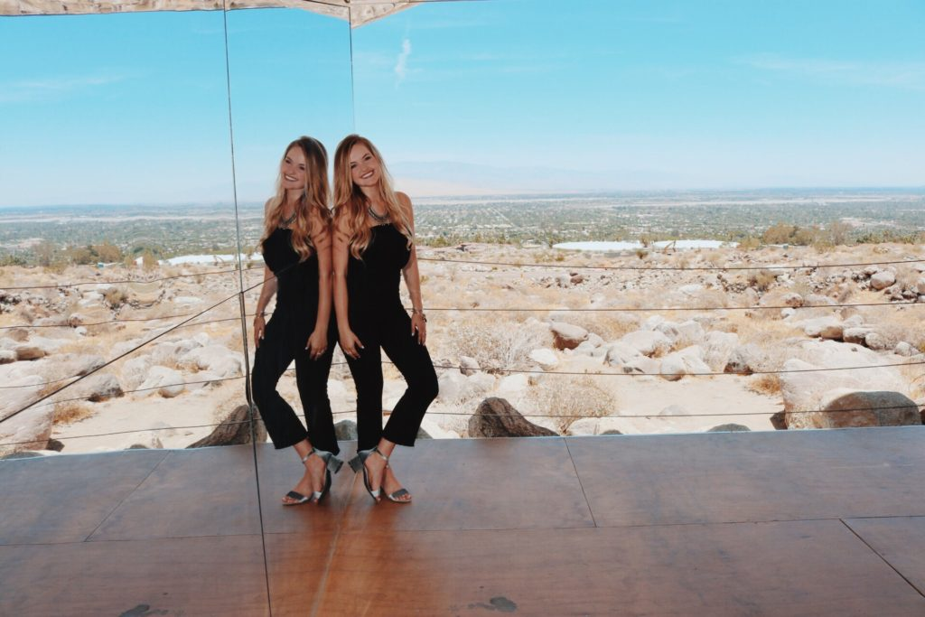 Take a look inside Mirage – A house made entirely of mirrors in Coachella Valley