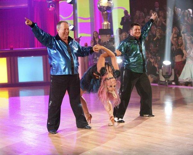 "The ""King of Swing"" Buddy Schwimmer dances through Redlands, California"