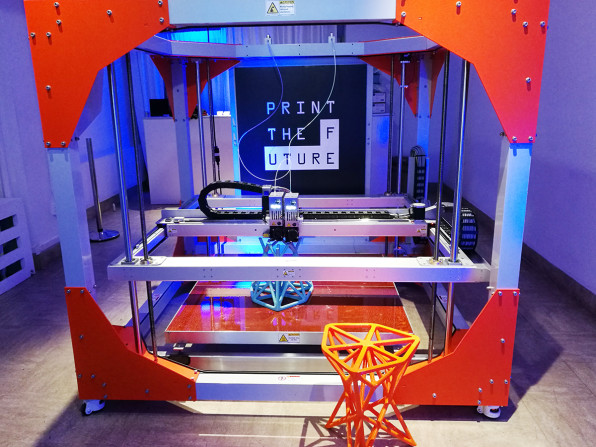 The future of furniture design with 3D printing