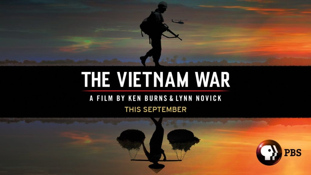 "Lynn Novick tells California Life about creating the new documentary series, ""The Vietnam War,"" with Ken Burns"
