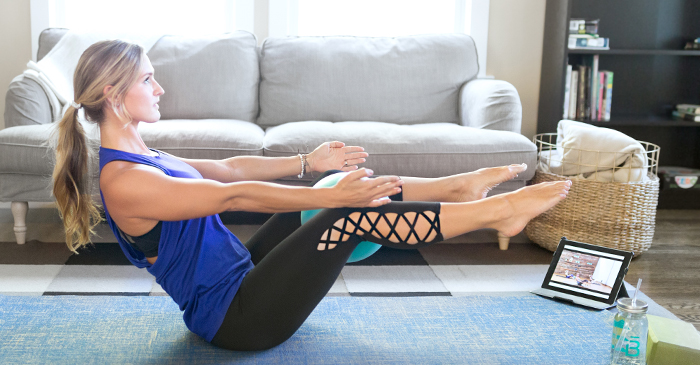 Sweat it Out at the Comfort of Your Home with these Workout Essentials