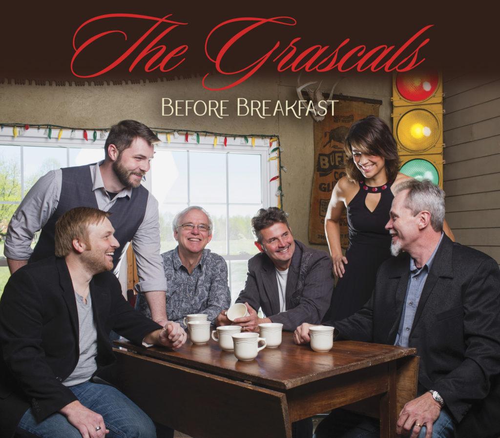 The Grascals' BEFORE BREAKFAST Heats Up  Charts, Lights Media Fire
