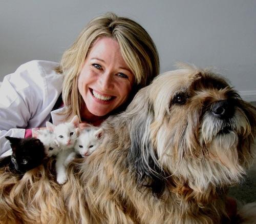 Celebrity Veterinarian Dr. Karen Halligan shares tips every pet owner should know