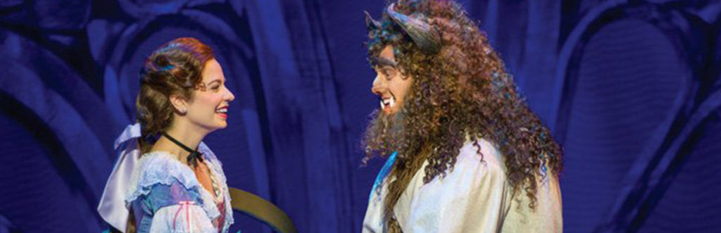 """A tale as old as time gets ready to take the stage with Disney Cruise Line's new musical, """"Beauty and the Beast"""""""