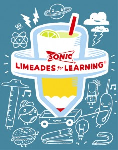 How you can support the classroom with Sonic's Limeades for Learning