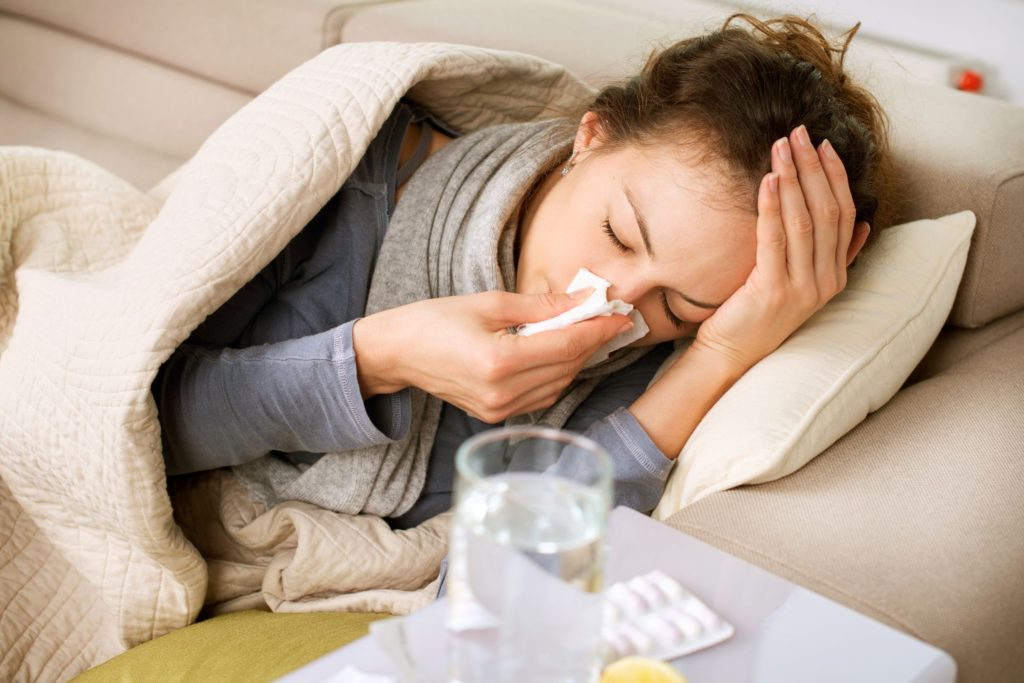 Protect Yourself From This Year's Cold and Flu Season With These Tips