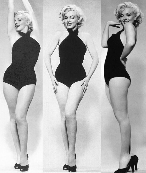 The Truth Behind Marilyn Monroe's Dress Size