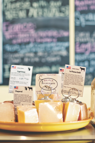 Calling All Cheese Connoisseurs: Taste Cheese From Around The World at Fromagerie Sophie in San Luis Obispo