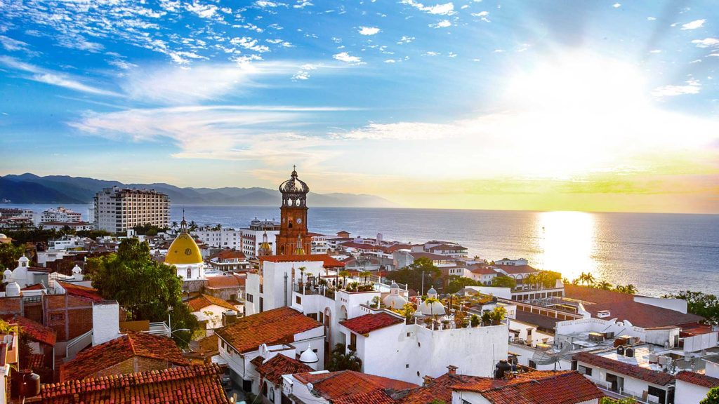 "Puerto Vallarta Celebrates it's 100th Year Anniversary and Has Been Named One of the ""Best Cities in the World"""