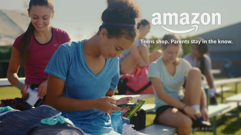 A New Amazon Program Lets Teens Shop With Their Own Account as Parents Oversee the Activity