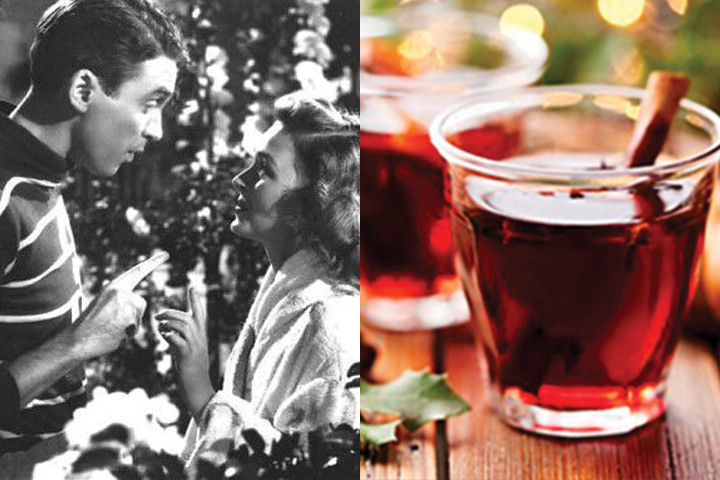 Uncork Some Holiday Spirit With These Wine Pairings For Your Favorite Christmas Movies