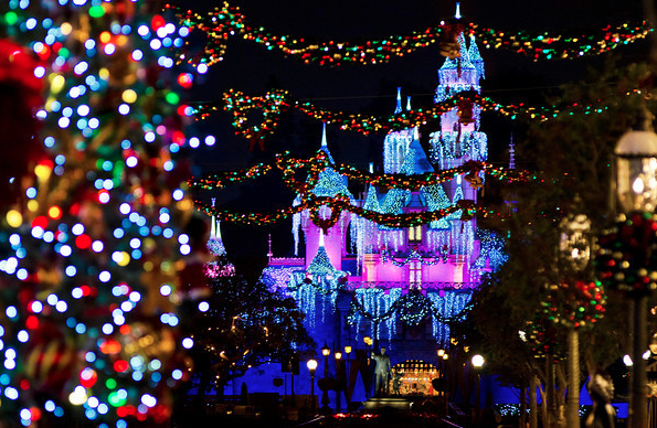Celebrate The Holidays From The Happiest Place On Earth With Our Special Holiday Segment Of California Life!