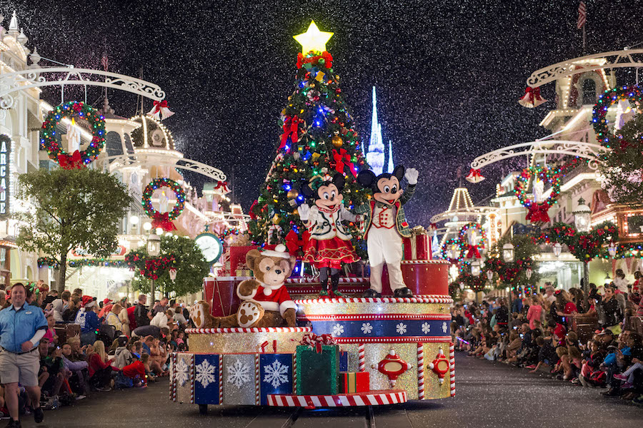 Find Out Why It's the Most Magical Time of the Year At The Disneyland Resort