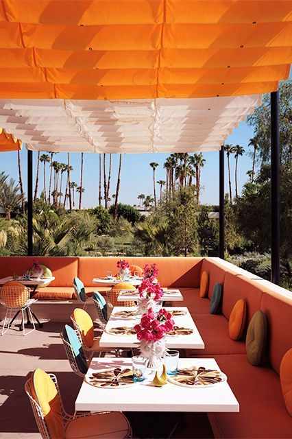 Your Guide To Celebrating California Restaurant Month In Palm Springs