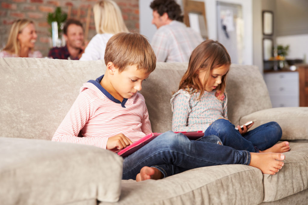 A Safe, Fun Social Media Site For Parents And Kids Under 12