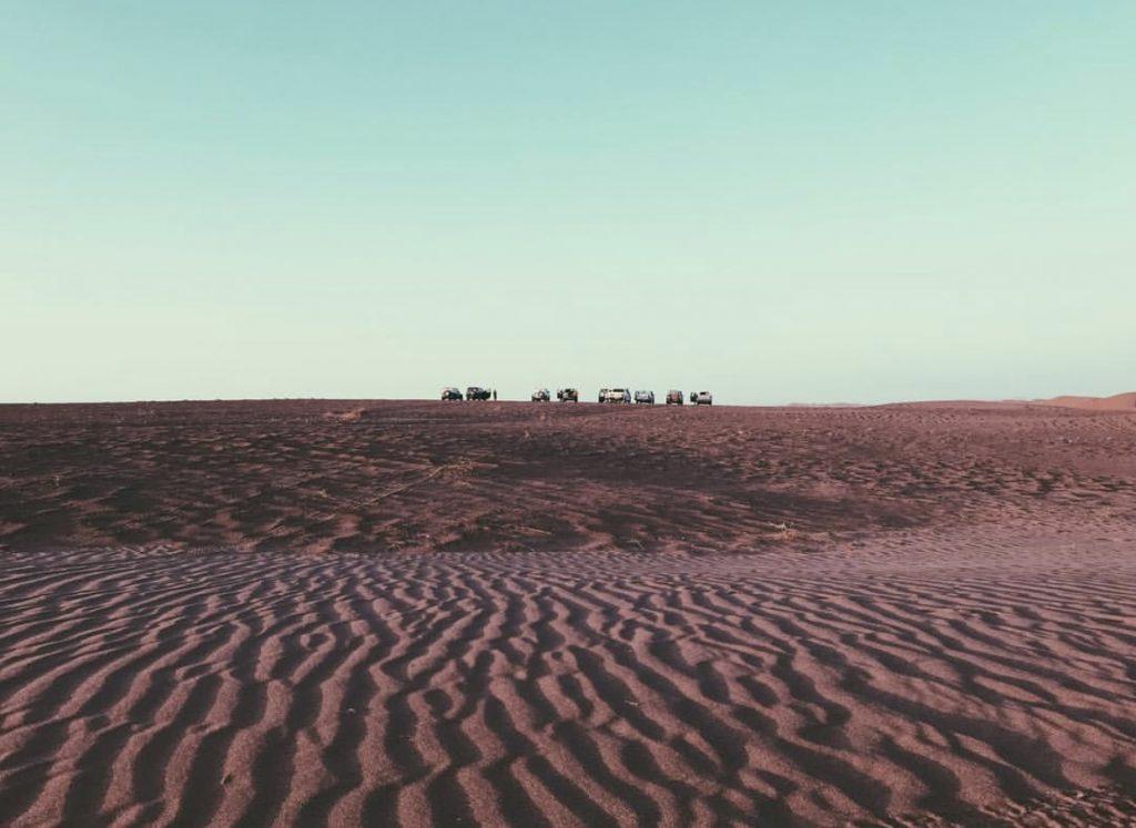 The Rallye Aïche Des Gazelles: the race across the Sahara Desert