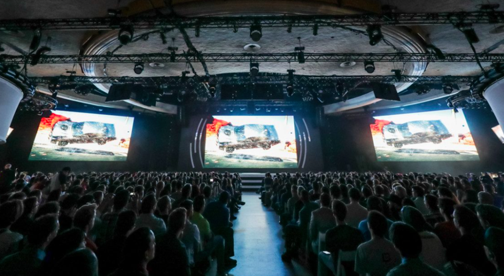 Third annual EA PLAY in Hollywood is one of the biggest video game entertainment events of the year