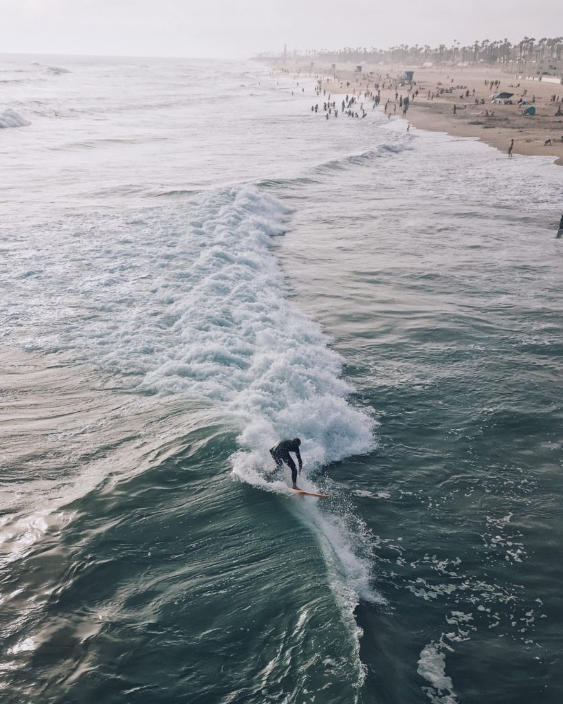 The endless summer in Surf City, USA