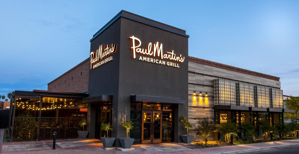 Paul Martin's American Grill comes to Rancho Cucamonga