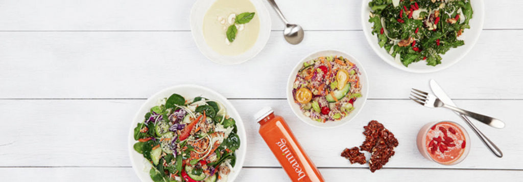 Food is medicine with fast-growing wellness company, 'Beaming'