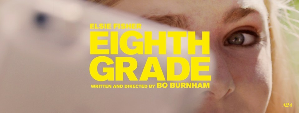 Elsie Fisher captures the anxious-teenage years in indie-film 'Eighth Grade'