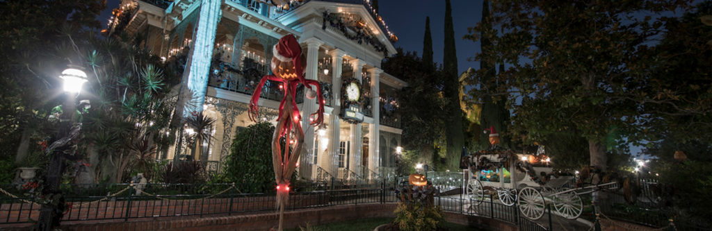Halloween Time at Disneyland is Spooktacular
