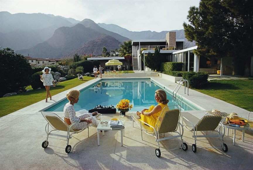 Wes Parker explores Golden Era Hollywood's Secret Getaway