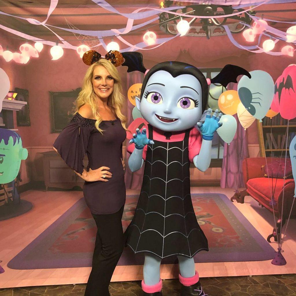 Meet Disneyland's Newest Character to Hit the Park this Halloween Season