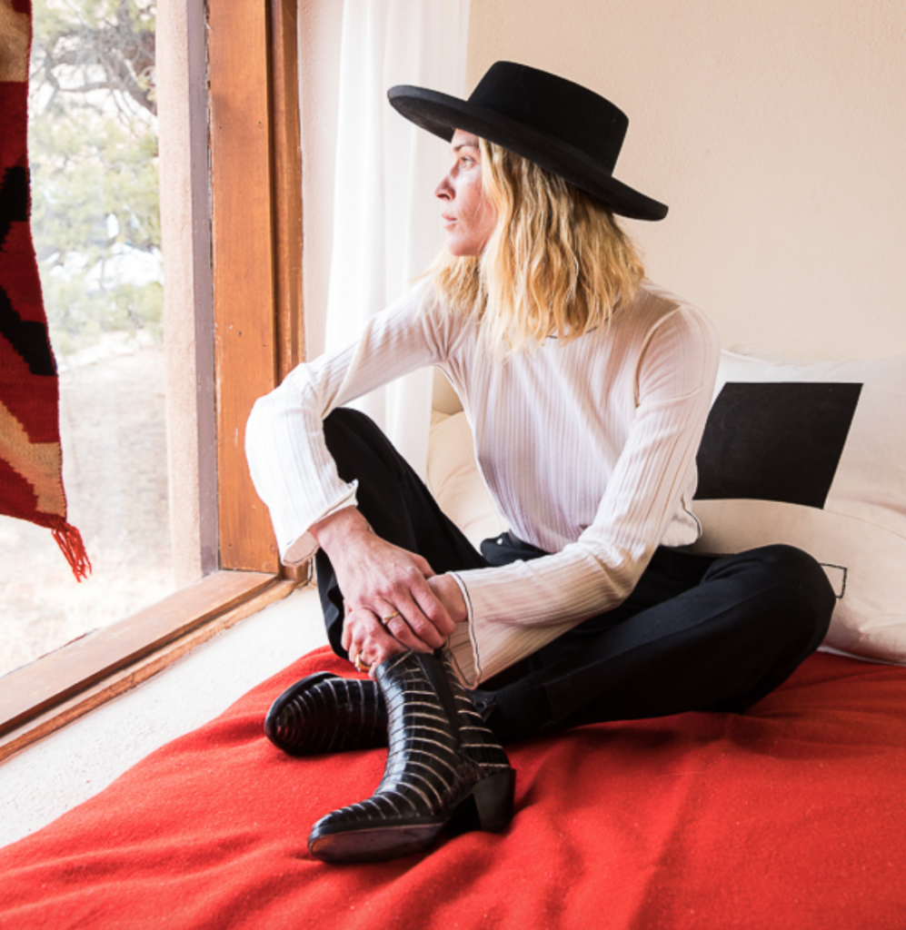 Erin Wasson Designs Collection for Iconic Lucchese Bootmaker