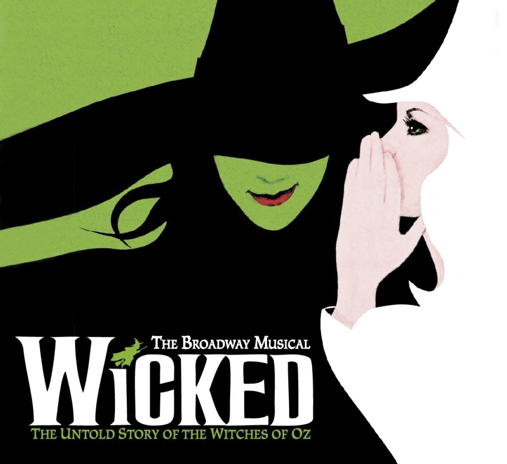 "WICKED is ""Defying Gravity"" at the San Diego Civic Center Ticket Office"
