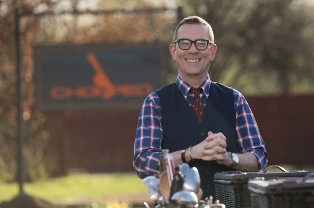 Friendsgiving with Food Network Star Ted Allen Encourages Americans to Host a Friendsgiving to Help End Childhood Hunger