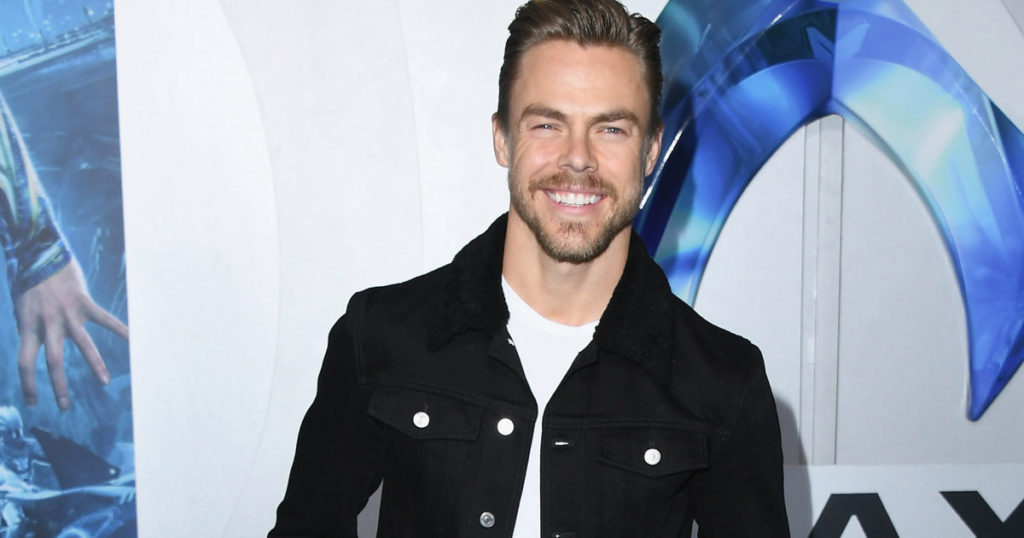 In Search for a Teen Humanitarian with Derek Hough of Dancing with the Stars