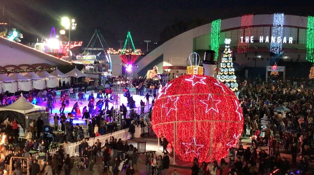 Ring in 2019 at Winter Fest OC with Orange Ball Drop, Live Entertainment, Fireworks, and More
