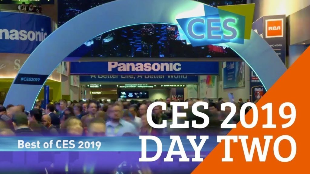 CES Day 2: The Latest Trends with Mario Armstrong