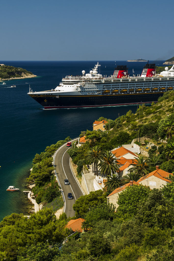 Disney Cruise Line's Return to Greece Highlights Lineup of Itineraries for Families to See the World in Summer 2020
