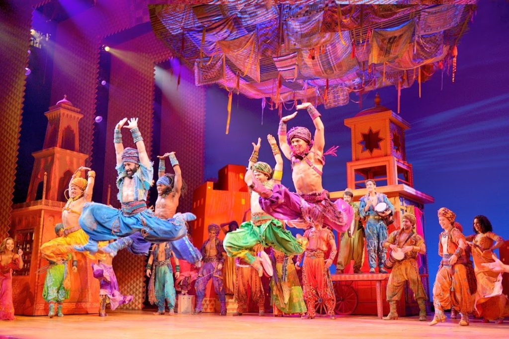 There's Still Time to Catch Disney's Aladdin Limited Engagement Broadway Musical