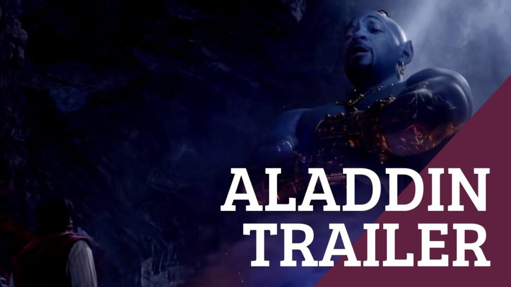 Aladdin Live Action is Like a Wish Come True!