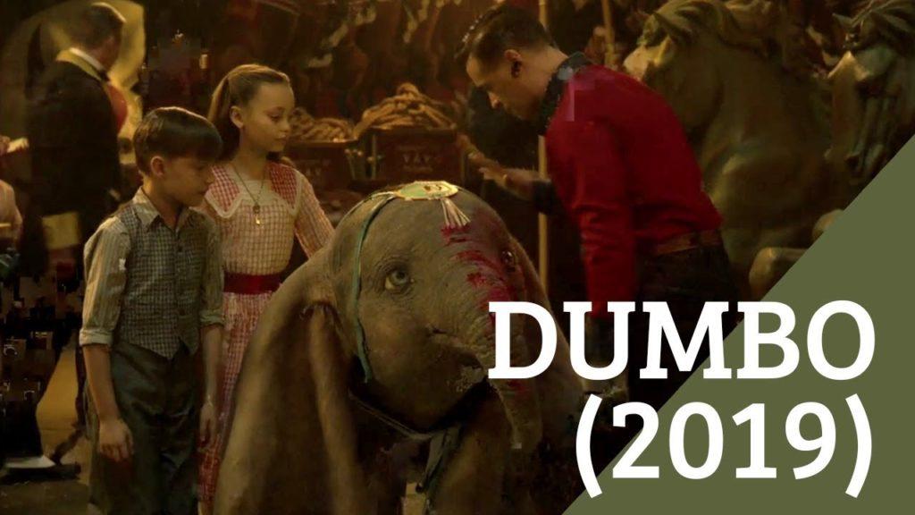 Tim Burton's Modern Day Masterpiece of Walt Disney's Classic Dumbo