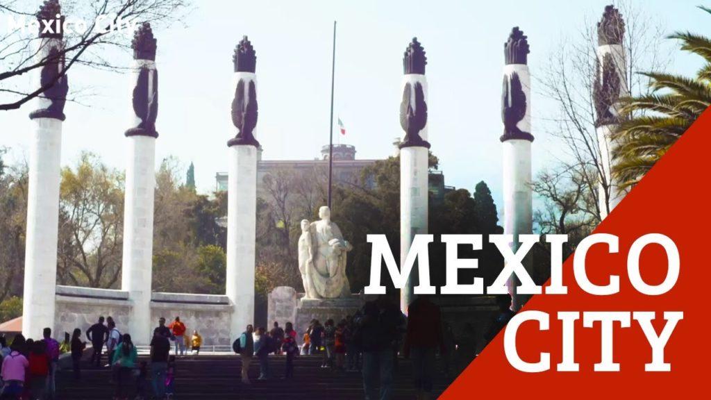 Taking a Mobike Bicycle Tour Through Mexico City